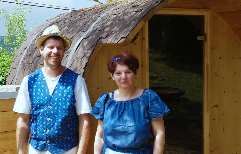 Bernd und Christine Katona