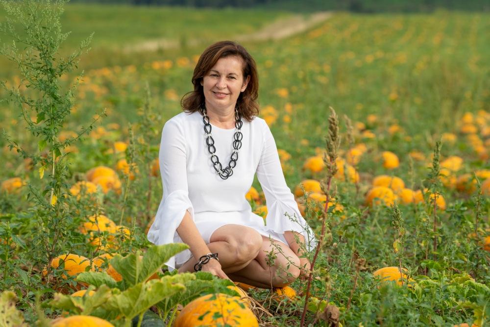 Martina Schmit Bio-Produzentin aus Zagersdorf