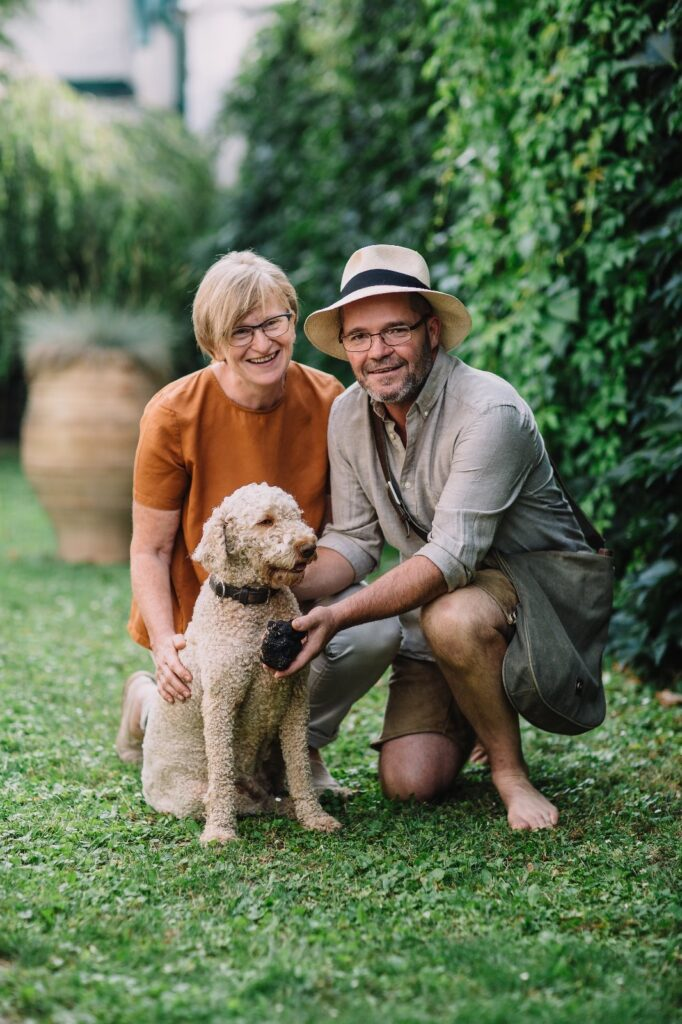 Martina Löffler und Martin Preissegger
