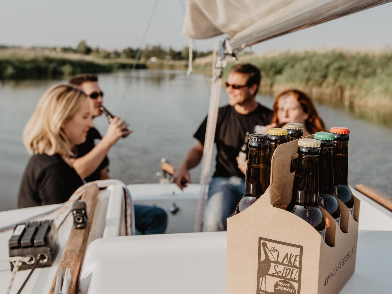 Lakeseidl burgenländisches Bier